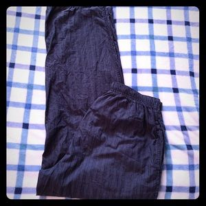 Cremieux Pajama Pants Medium